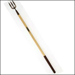 Choosing garden tools for Ladies small garden fork